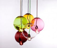 Suspension Ultra LED X Cm House - 66 most creative and original pendant lamps ever