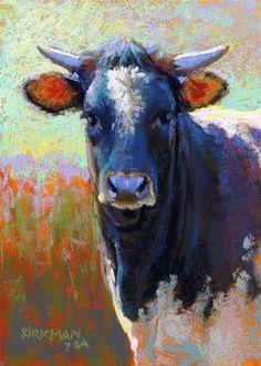 "Daily Paintworks - ""Kebab - day 29"" - Original Fine Art for Sale - © Rita Kirkman"