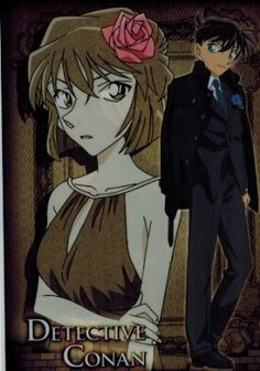 Shinichi and Haibara