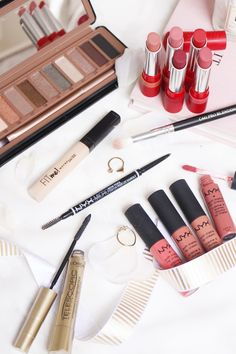 Holy Grail Drugstore Makeup Products