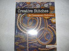 Kogin Pin Cushion KitBeige Linen Background with Blue Kogin Embroidery ThreadNeedles