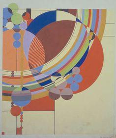 Frank Lloyd Wright carpet design for Karastan - Taliesin Studio, Phoenix, AZ