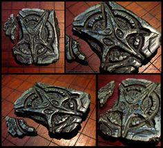 Occult Stone Sigil Fragment #1 by CopperCentipede on deviantART