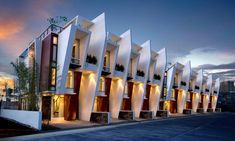 Sofia Townhouse by Buensalido Architects