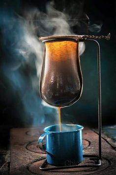Café de coador