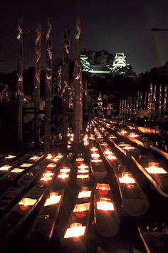 熊本城 「みずあかり」  #kimamoto#japan