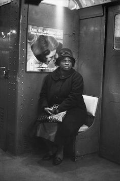 Henri Cartier-Bresson, New York City, 1964