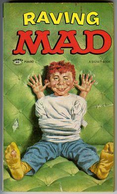 MAD paperback