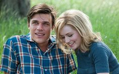 Sarah Bolger and Finn Wittrock in My All-American (2015)