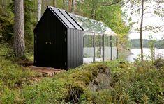 Designline Wohnen - Projekte: Gläsernes Gartenhaus | designlines.de