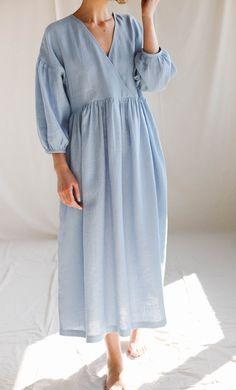 Modest Fashion, Hijab Fashion, Fashion Dresses, Muslim Fashion, Fashion Boots, Simple Dresses, Casual Dresses, Summer Dresses, Look Fashion