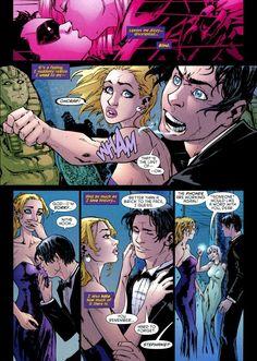 Batgirl and robin romance - photo#20