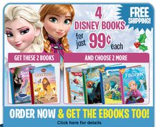 Get your Monsters University Book here! 4 Disney Books for just 99¢ each Includes original Monsters University book