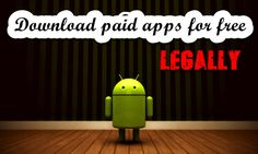 How to download and install Paid apps