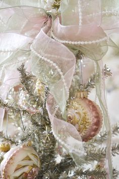Jennelise: Ribbons, Roses, and Pearls