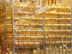 Armbänder, reines Gold - mal nicht vom Trödel