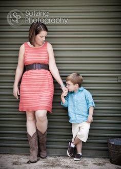 mother son photo ideas
