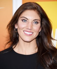 Hope Solo, New York City, Sept. Inside Celebrity Homes, Celebrity Houses, Hope Solo Photos, Who Dat, Goalkeeper, Track And Field, Beautiful Celebrities, Sports Women, Soccer Usa