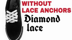 9a44a41af53 How to lace vans with 5 holes