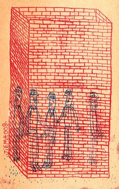JIEM - House (monotype) / www.lesiropdelarue.eu