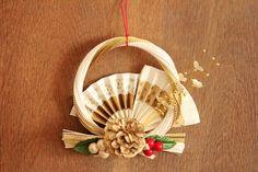 お正月飾りの水引リースです。 | 作家の和食器ならうちる