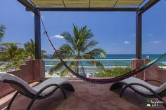 Buddha Beach Villa in Sayulita, a luxury beachfront vacation rental villa just steps from the sand in the heart of Sayulita, Mexico in the Riviera Nayarit