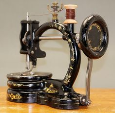 RARE Antique Buckeye Sewing Machine C1867 | eBay