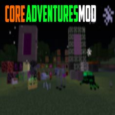 Download Core Adventures Mod Mod 1.13/1.12.2/1.11.2 - A mod that adds many powerful tools, weapons, armor, etc to combat the new, harsh world!...