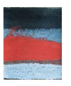 Maree-haute4-12 Encres et pigments sur papier. Marie Boiseaubert
