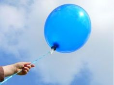 Trust in God - Are You Prepared to Let Go? I could use this as an object lesson , have the kids write their fears and worries on the balloon and then have them let them go in the air School Lessons, Lessons For Kids, Photo Ballon, Balloon Release, Bible Object Lessons, Vital Records, New Friendship, Blue Balloons, Kids Church