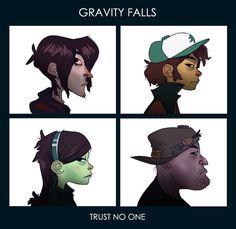 Gravity Falls - Demon Days by Radadinator.deviantart.com on @deviantART