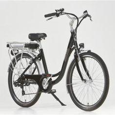 Vélo Assistance Élec VELO A ASSISTANCE ELECTRIQUE LINARIA 36v15A noir