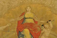 Medieval painting in Vatican museum (perhaps of Jesus)