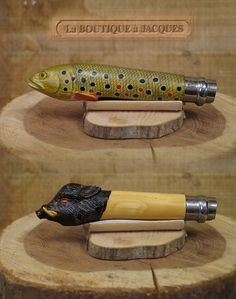 fishing and skinning knife