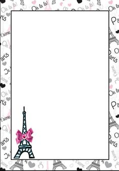 Printable stars and stripes border. Use the border in