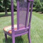 A Purple Chair