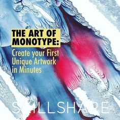 Learn a new skill from @plushbrush . . 'Just released!!My new  @skillshare class on MonotypeLink in bio' Also featured in this month's issue of Good Art Guide magazine at .https://joom.ag/If4L and www.goodartguide.com . . . #art #artist #artists #arte #myart #artwork #illustrations #graphic #color #colour #colorful #painting #drawing #drawings #artgallery #paintings #watercolor #contemporaryart #ink #abstract #beautiful #acrylic #canvas #fineart #oilpainting #oil #transformation