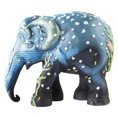 Elephant Parade Webshop - Buy your own elephant here! Elephant Stuff, Asian Elephant, Elephant Love, Elephant Art, Painted Elephants, Elephant Parade, Elephant Sculpture, Gentle Giant, Cute Photos