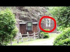 The Conjuring Haunted Farm House - Harrisville Rhode Island - YouTube