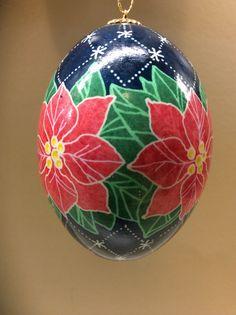 Pysanky / Pysanka / Ukrainian style handdyed egg by rajilina, $25.00