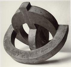 Amador, S/T, serie escultura redonda, c. 1967