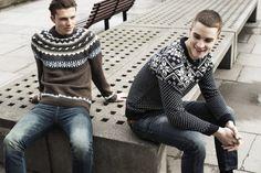 Debenhams Autumn/Winter 2013 Men's Lookbook | FashionBeans.com