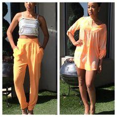 Orange is the new black!!!!