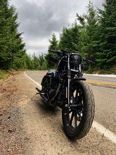 Shop at shumoto.com Hd Motorcycles, Harley Davidson Motorcycles, Haley Davidson, Harley Davidson Iron 883, Vroom Vroom, Bike, Bobbers, Photo And Video, Vehicles