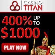 Hottest Deals For April By Casino Titan - Bonus Brother