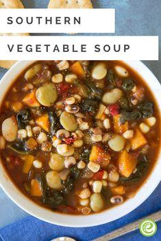 Southern Vegetable Soup   eMeals.com