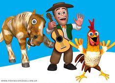 Tarjeta de cumpleaños de La granja de Zenón Small Canvas Art, Scooby Doo, Lion Sculpture, Fictional Characters, Salvador, Mini, Colorful Drawings, 1 Year, Flower