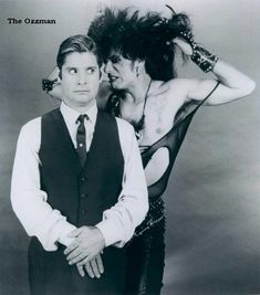 OZZY as an evangelist and Sammy Curr the resurrected shock rocker Trick Or Treat 1986, Trick Or Treat Movie, Ozzy Osbourne 80s, Ozzy Osbourne Black Sabbath, Gus G, Black Label Society, Heavy Rock, Tommy Lee, I Have A Crush