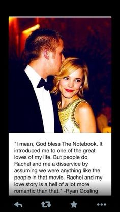 can i be Rachel McAdams please