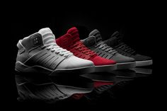 Supra Skytop 3 Collection - I've always loved Skytops